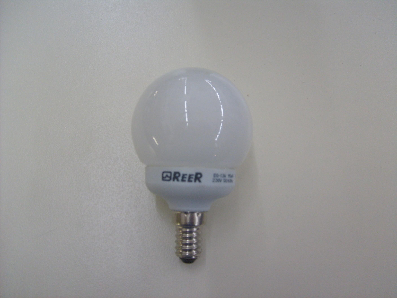 Lampade Globo A Basso Consumo : Lampada sfera e w basso consumo reer k