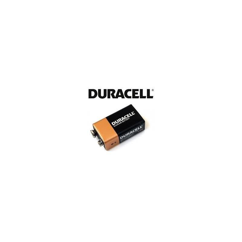 Batteria 9v duracell pluspower vaccarielettrocasa s n c for Porta batteria 9v