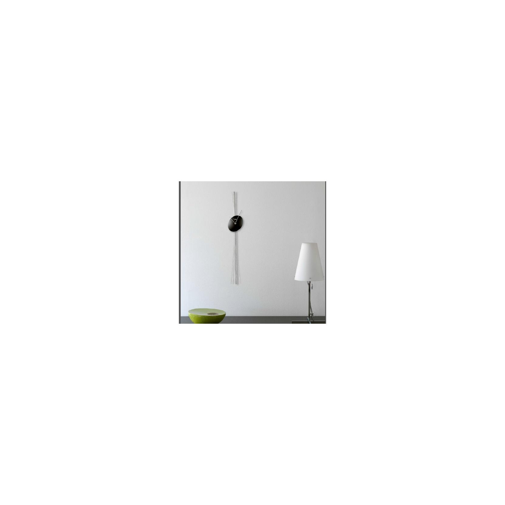 Orologio a pendolo moderno da parete al quarzo lowell - Orologi da casa moderni ...