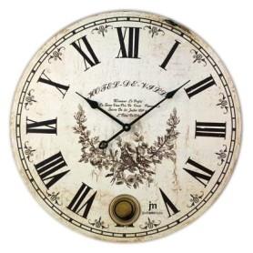 Orologio da parete stile country diam. 47.5 LOWELL