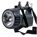 Torcia portatile ricaricabile  a LED CFG LUCE QUADRA EXTREME