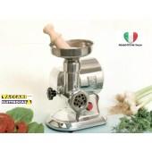 Tritacarne acciaio inox LAREM qualità italiana
