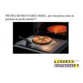 PIETRA REFRATTARIA PER COTTURA PIZZA IN FORNO