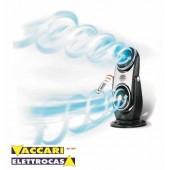 VENTILATORE DOPPIO con Timer, telecomando e ionizzatare aria  DUO CFG