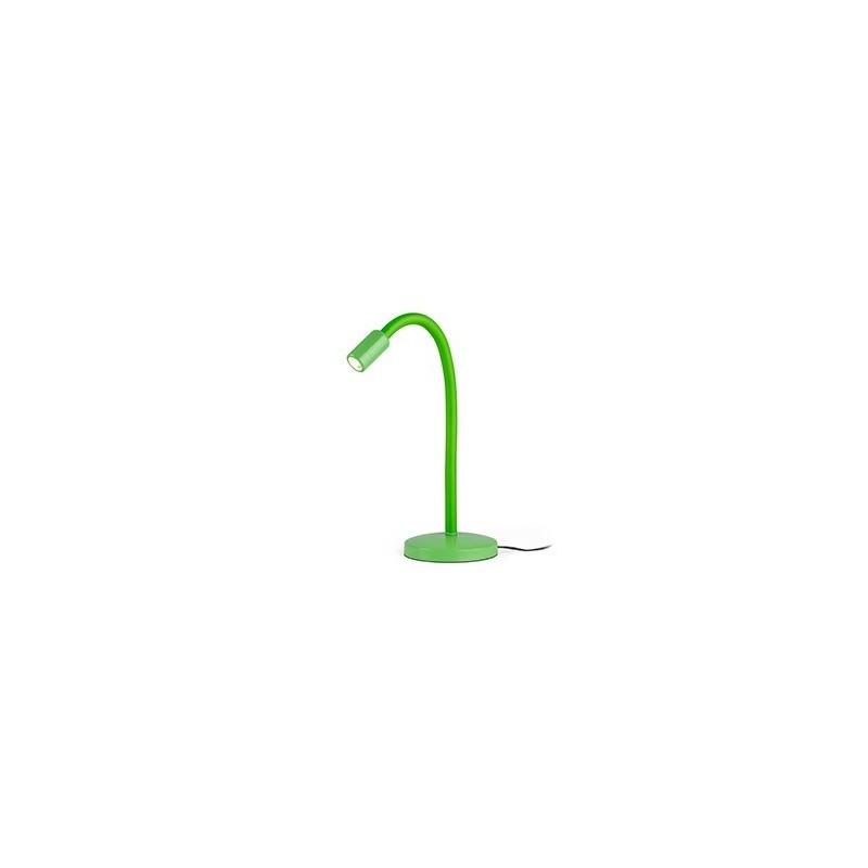 Lampada da scrivania con luce a led braccio regolabile for Lampade da tavolo per ufficio