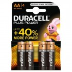 DURACELL STILO tipo AA 4PZ
