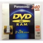 DVD-RAM 240min PANASONIC LM-AD240LE
