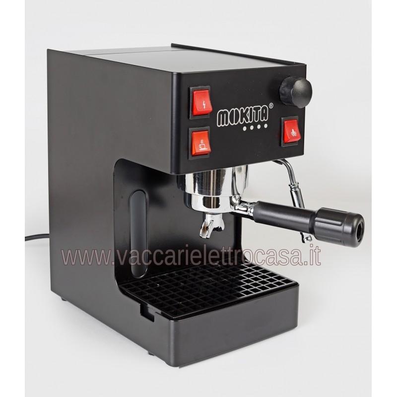Macchina caff espresso mokita tradizionale con caldaia - Macchina caffe professionale per casa ...