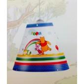 "LAMPADARIO a sospensione  ""Winnie the Pooh"" DISNEY"