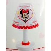 Lumetto abat-jour  per camera  bimba  TOPOLINA  MINNIE MOUSE  Disney DALBER