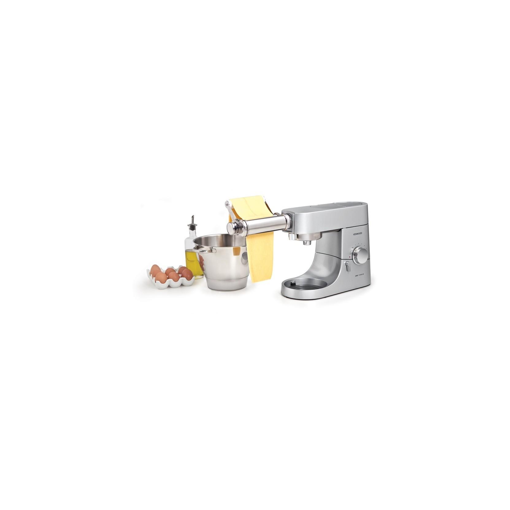 At970 kenwood accessorio sfogliatrice per impastatrici chef e major - Impastatrice per pasta fatta in casa ...