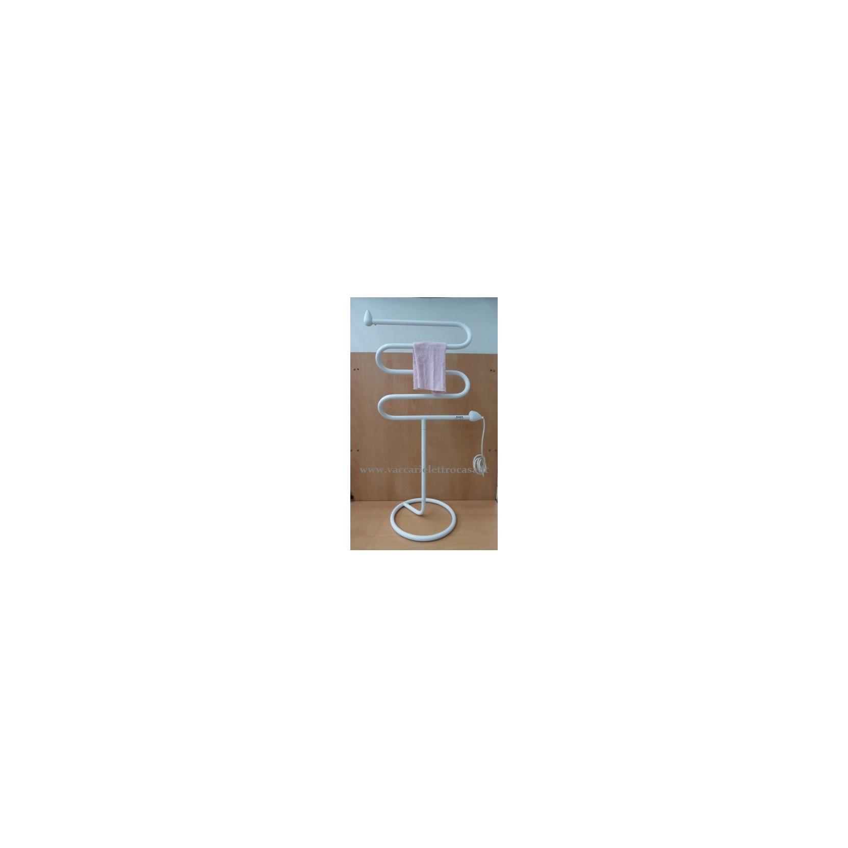 Asciugamani caldi e asciutti scaldasalviette elettrico - Scaldare il bagno elettricamente ...