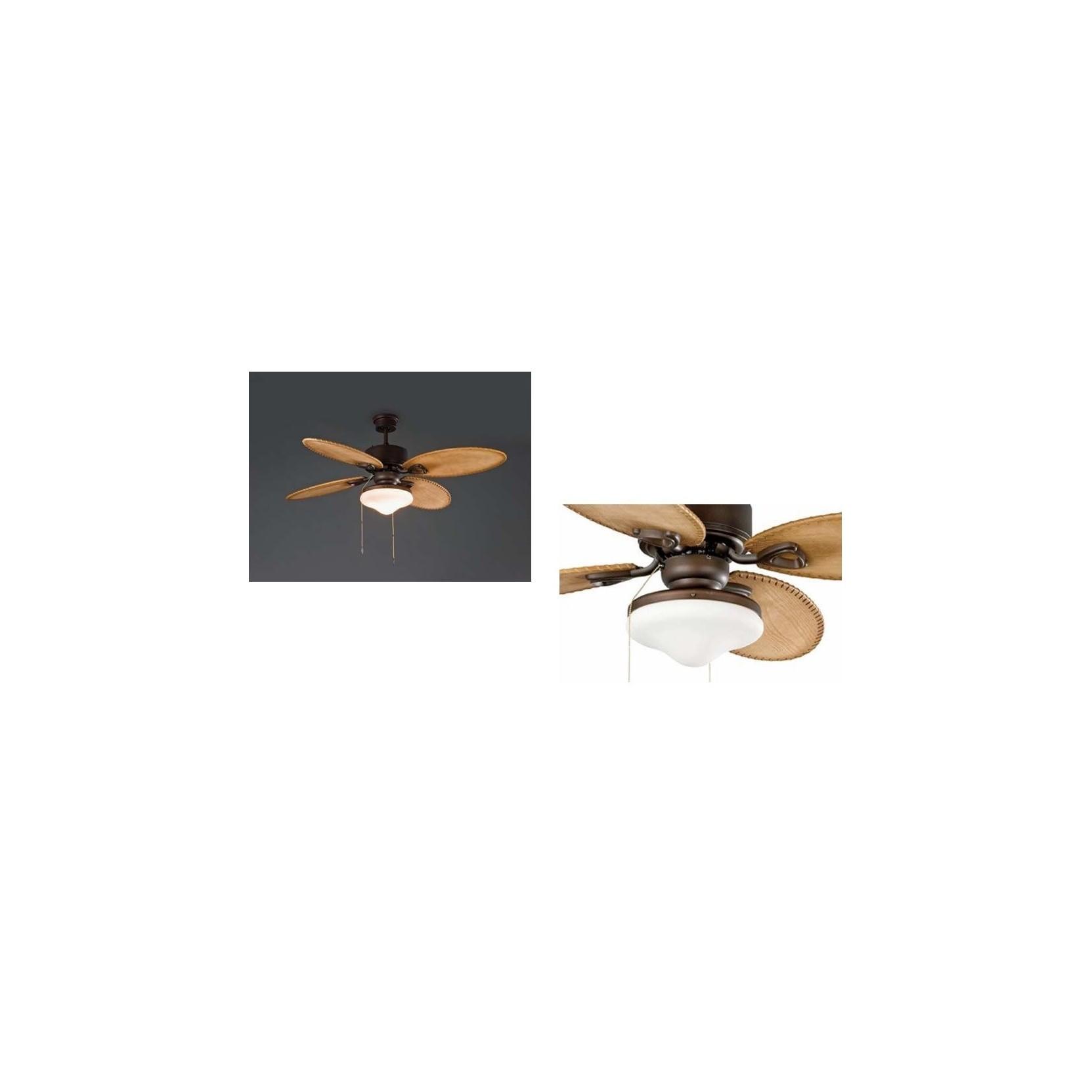 Ventilatore soffitto faro lombok 33019 for Ventilatore a pale
