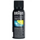 Spray per la pulizia del Rasoio Braun