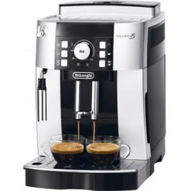 macchina caffe  MAGNIFICAS DE LONGHI  colore SILVER/BLACK