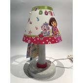 Lumetto abat - jour lampada da tavolo DORA l'EsploratriceALBER