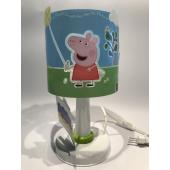 Lampada comodino  PEPPA PIG  DALBER