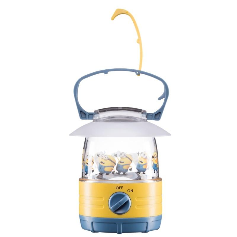 torcia lanterna Minions carton