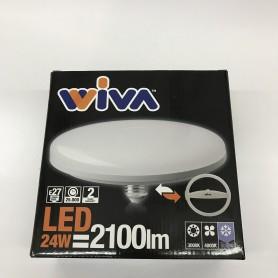 Lampadina LED a DISCO 24W LUCE NATURALE E27