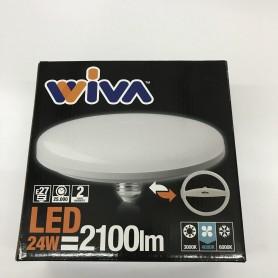 Lampadina LED a DISCO 24W LUCE FREDDA E27