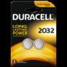 pila bottone 2032 confezione 2 batterie Duracell