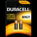 MN21 pila 12V  DURACELL conf. 2 pezzi