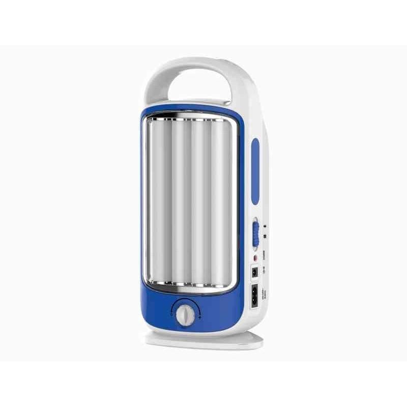 Lanterna LED ricaricabile con variatore di intensità luminosa ANDROMEDA 4 CFG