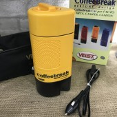 Caffettiera da viaggio a 12v o 24v 4020 Coffee Break VELOX