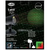 Proiettore LEDGarden colori verde/rosso, per uso interno ed esterno LOTTI