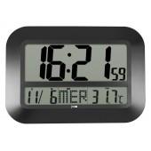 Orologio digitale da parete Grandi dimensioni con data in italiano e temperatura LOWELL JD9903