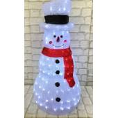 Omino neve grande cm 70 , 160 LED TABOR