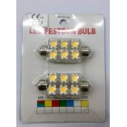 lampada per campanello a Led 12Volt LAMP L85hq 12volt 1,5 Watt ww6 led