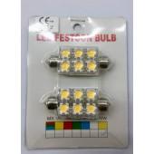 lampada per campanello a Led 12Volt LAMP L85hq 12volt 1,5 Watt ww6 led