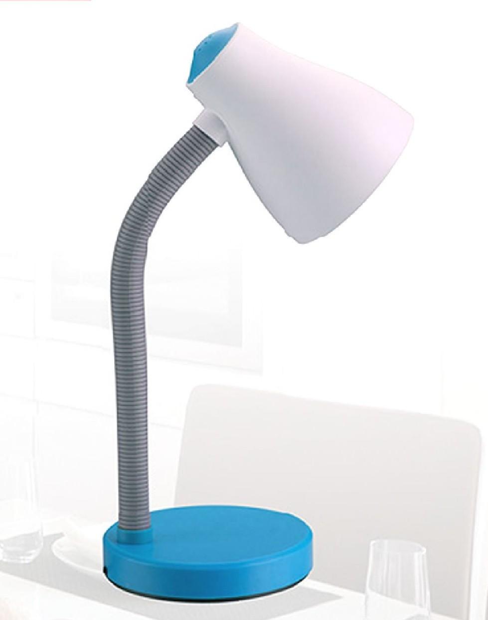 Lampada Da Scrivania Colorata Con Braccio Flessibile Babex Ranex