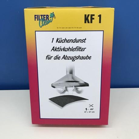 filtro x cappa carbone attivo 47x57