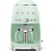 Macchina caffè americano SMEG DCF01PGEU verde pastello