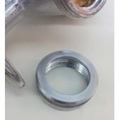 ricambio ghiera in alluminio per torchietto manuale omra