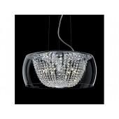 Lampadario AUDI con cristalli 11 luci IDEAL LUX