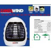 Attira e cattura insetti e  zanzare ZANZAWIND CFG