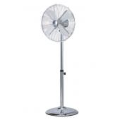 ventilatore - piantana - Ev014 - cfg - cromato- diametro 40  - 50w