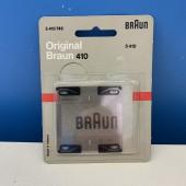 Lamina BRAUN 410 per rasoi BRAUN 5410 746 Braun micron/S/L