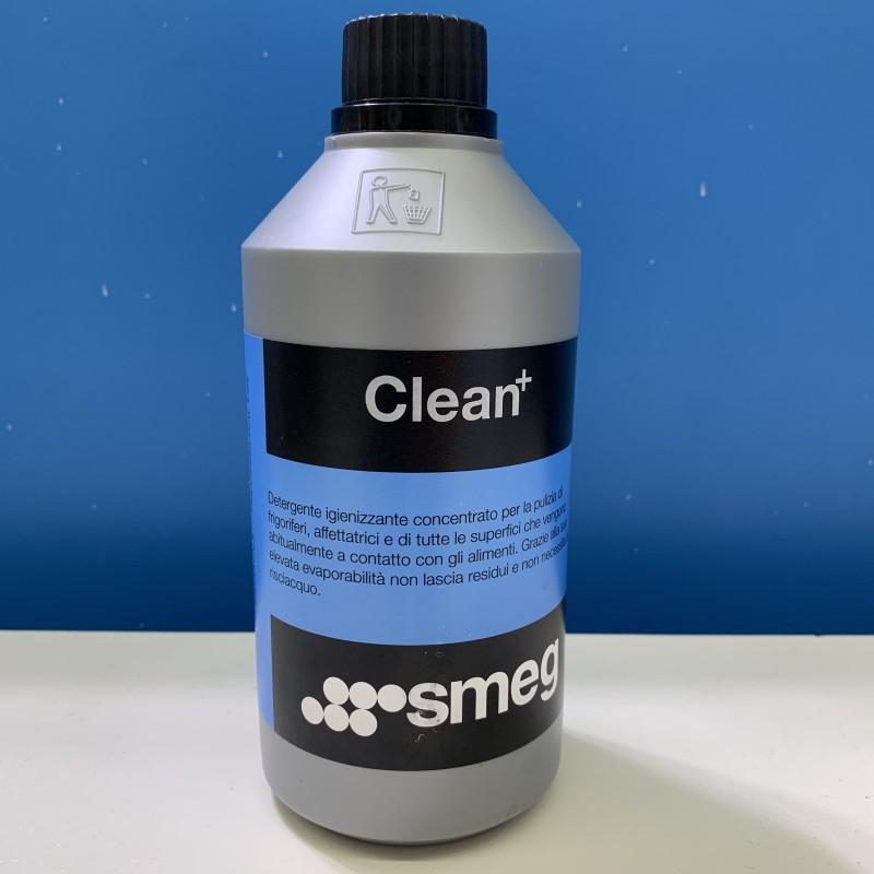 Detergente igienizzante concentrato per frigoriferi, affettatrici, ecc... no risciacquo CLEAN+ SMEG