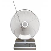 Antenna  per TV da interno amplificata MKC GALASSIA