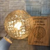 LAMPADINA LED VINTAGE PEARL 4W