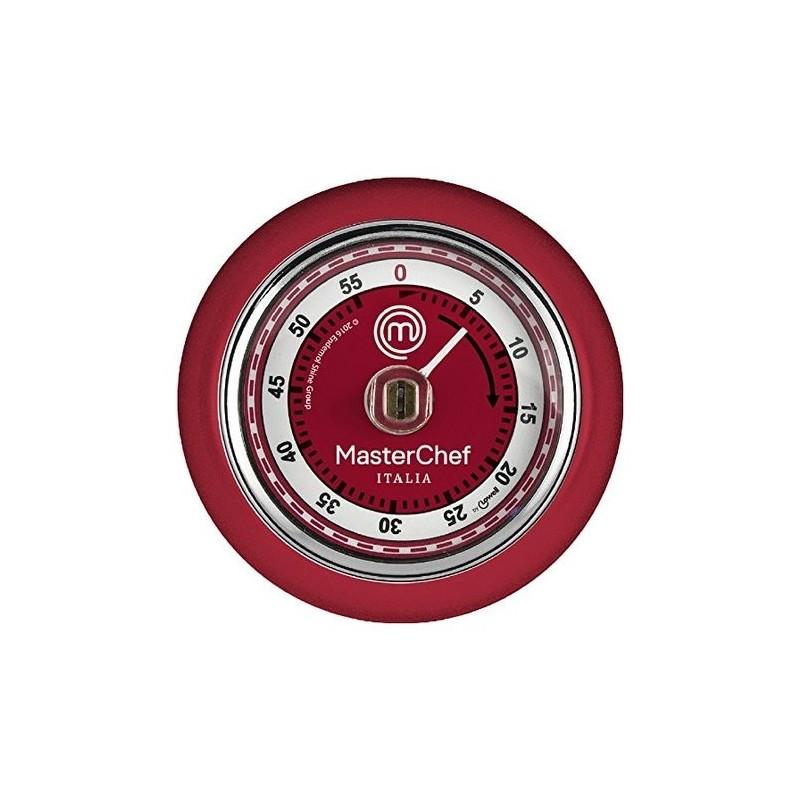 Timer meccanico con calamita Master Chef Italia Lowell