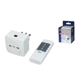 Kit presa wireless con radiocomando 12ch LIFE