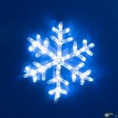 Fiocco di neve con 120 LED flash diamond cm44 LOTTI