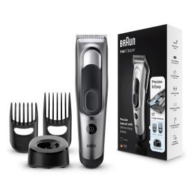 Tagliacapelli regola barba BRAUN con 16 personalizzazioni taglio HC5090