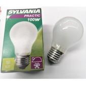 LAMPADINA RINFORATA INCANDESCENZA PRACTIC LAMP 100WATT E27