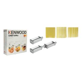 Set 3 accessori rulli per KENWOOD CHEF/kMix Lasagne, Fettuccine e Spaghetti AW20011036